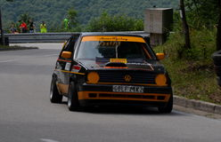 VW GOLF Image stock