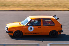 VW Golf classique GTI Photographie stock libre de droits