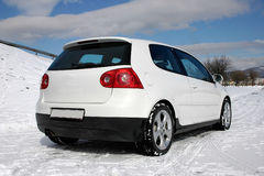 VW golf gti rear