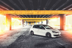 VW GTI Stock Image