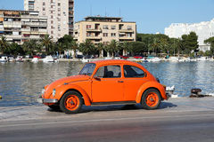 VW-Käfer Stockfoto