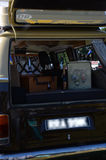 VW-kampeerauto Royalty-vrije Stock Foto