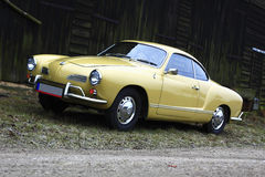 Vw Karmann Gia 69 Obrazy Stock