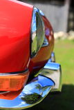 VW Karmann Gia 70 Στοκ φωτογραφίες με δικαίωμα ελεύθερης χρήσης