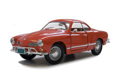VW Karmen Ghia Royalty Free Stock Photos