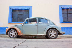 VW in Mexico Stock Image