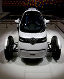 VW Nils. Concept car display Royalty Free Stock Images