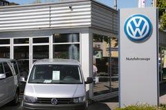 VW Nutzfahrzeuge Royalty Free Stock Images