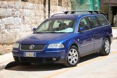 VW Passat samochód Obrazy Royalty Free