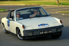 VW Porsche 914 (1972) Stock Photo