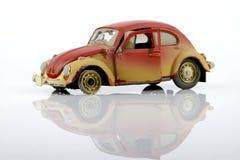 VW rangieren Spielwaren aus stockbilder