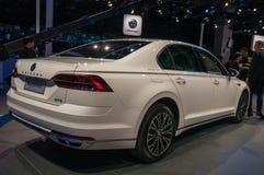 VW 2017 Shanghai för auto show Phideon Royaltyfria Foton