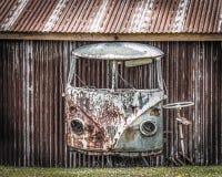 VW Skull Stock Photo