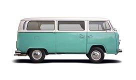VW-T2kampeerauto stock afbeelding