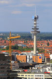 VW Tower Hannover Royalty Free Stock Image