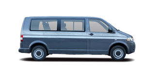 VW Transporter IV Stock Photo