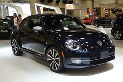 VW Turbo de la demostración auto Fotos de archivo