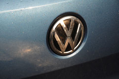 VW VOLKDS WAGEN 图库摄影