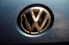 VW VOLKDS WAGEN 免版税库存照片
