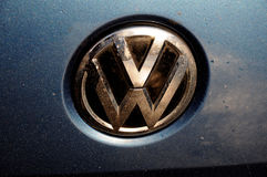 VW VOLKDS WAGEN Royalty Free Stock Photo