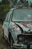 VW VOLKS WAGEN老巴西利亚 库存照片