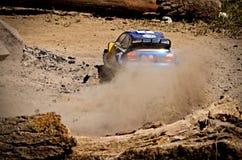 VW Volkswagen Golt WRC del coche de la reunión de Rc Imagen de archivo