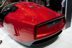VW XL1 concept car Royalty Free Stock Photos