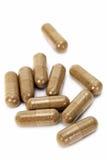växt- pills Arkivfoton