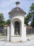 Vyšehrad cemetery, Prague Stock Photography