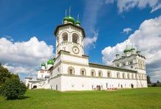Vyazhishchsky Monastery Royalty Free Stock Photography