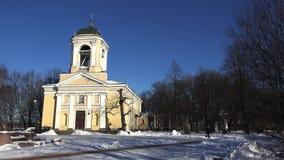 Vyborg εκκλησία λουθηρανικός Paul Peter Άγιος 4K απόθεμα βίντεο