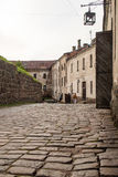 Vyborg, Ρωσία, τον Αύγουστο του 2016: Ιστορική και αρχιτεκτονική μουσείο-επιφύλαξη Castle Στοκ Εικόνα