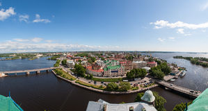 Vyborg Stock Photography