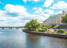 Vyborg Royalty Free Stock Photo