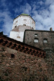 Vyborg Castle Stock Photography