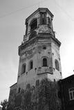 Vyborg clock tower Royalty Free Stock Photos