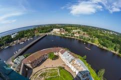 Vyborg Stock Image