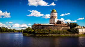 Vyborg Museum. Great State Museum  Vyborg Castle Stock Images