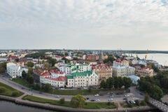 Vyborg, Rusia Foto de archivo