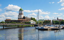 Vyborg Royalty Free Stock Image