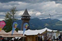 Vychodna festival Royaltyfria Bilder