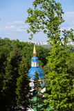 Vydubitsky Kloster stockfotografie