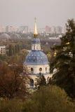 Vydubychi monaster w Kijów Obrazy Royalty Free