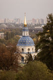 Vydubychi Monastery in Kiev Royalty Free Stock Images