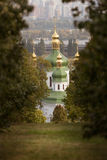 Vydubychi Monastery in Kiev Royalty Free Stock Photos