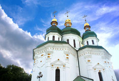 Vydubychi monastery, Kyiv, Ukraine Royalty Free Stock Photo