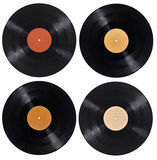 Vynil vinyl record play music vintage Royalty Free Stock Photography