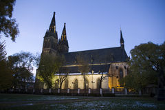 Vysehrad Stock Photo