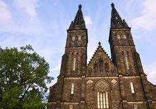 Vysehrad Photo stock