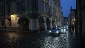 Vysehrad en Praga almacen de metraje de vídeo